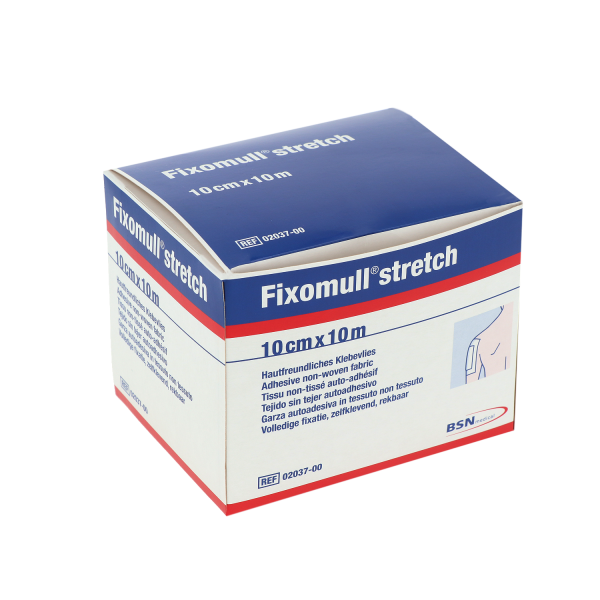 BSN medical Fixomull® stretch selbstklebende Fixierbinde