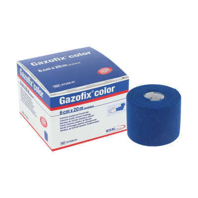 BSN medical Gazofix® COLOR farbige Fixierbinde