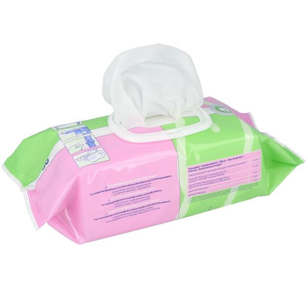 KOHRSOLIN FF Tissues Flächendesinfektionstücher