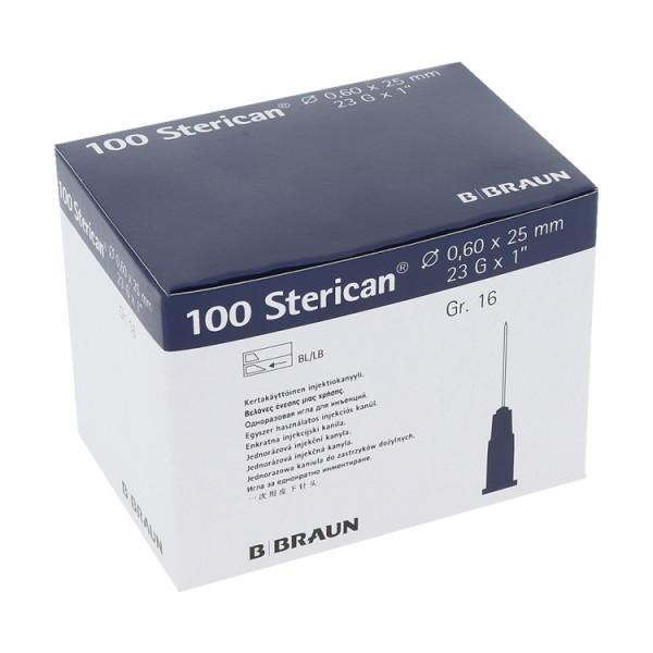 B. Braun STERICAN® Einmal-Kanülen, 100 St.