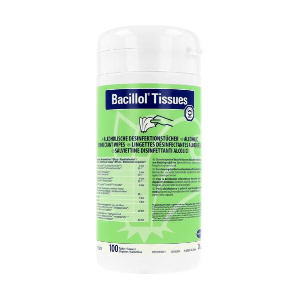 Paul Hartmann Bacillol Tissues Schnell-Desinfektionstücher