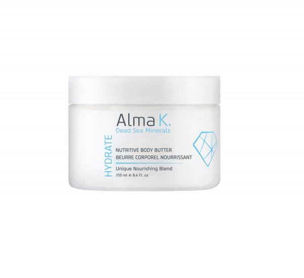 Alma K. Dead Sea Minerals nährende Körperbutter 250ml