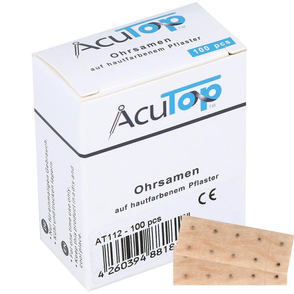 AcuTop® Ohrsamen - Pflanzensamen für die TCM-Behandlung