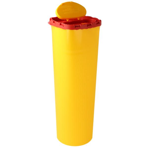 Sarstedt Multi Safe Kanülenabwurfbehälter /Entsorgungsbehälter twin