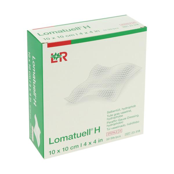 Lohmann & Rauscher Lomatuell® H Salbentüll, steril