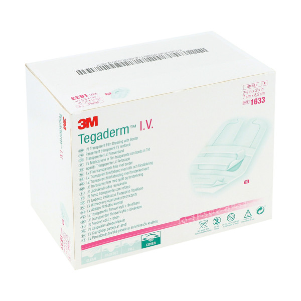 3M Tegaderm I.V.-Fixierverband