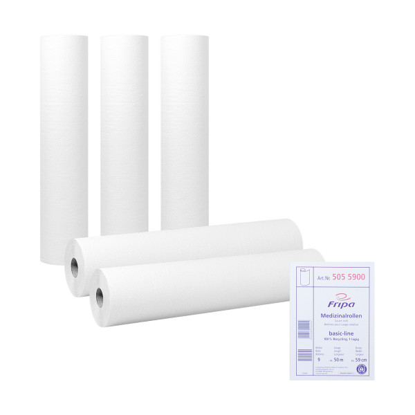 Fripa® Ärztekrepp / Liegenpapier basic-line