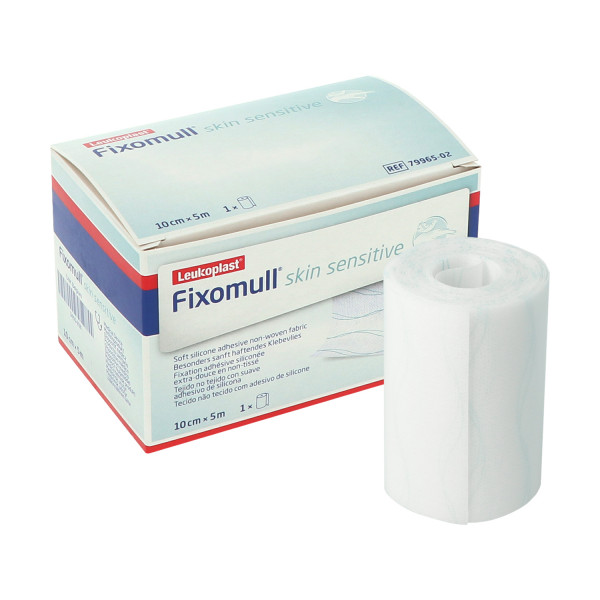 Fixomull® gentle touch/sensitive skin Verbandfixierung
