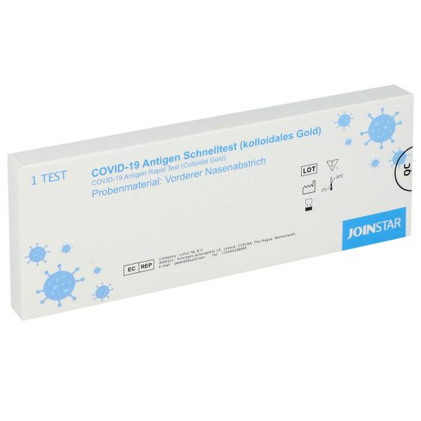 Schnelltest Coronavirus für Laien/Privatgebrauch, 1 Stück