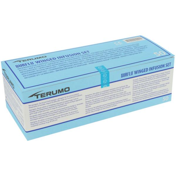 Surflo® Perfusionsbesteck zur Venenpunktion mit 30 cm Schlauch und Luer-Lock