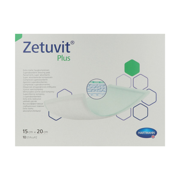 Zetuvit® Plus Kompressen, steril