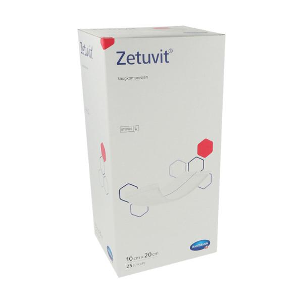 Zetuvit® Saugkompressen, steril und unsteril