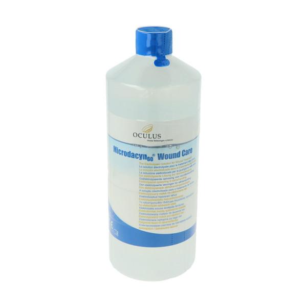 Microdacyn®60 liquid Wundspüllösung/Wundbehandlungsflüssigkeit