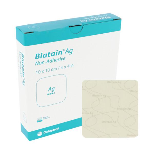 Biatain® AG silberhaltiger Schaumverband, nicht haftend (steril)
