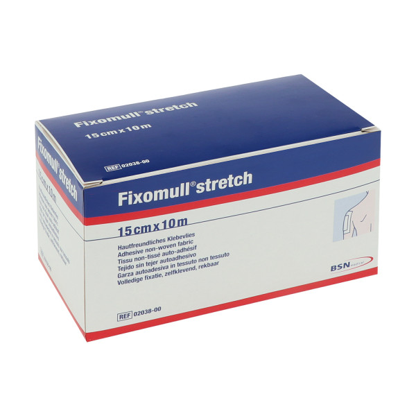 Fixomull® stretch selbstklebende Fixierbinde