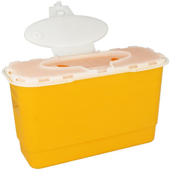 Sarstedt Multi Safe Kanülenabwurfbehälter /Entsorgungsbehälter Vario