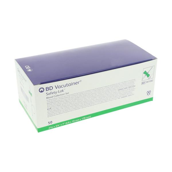 BD Vacutainer® Safety Lok Set
