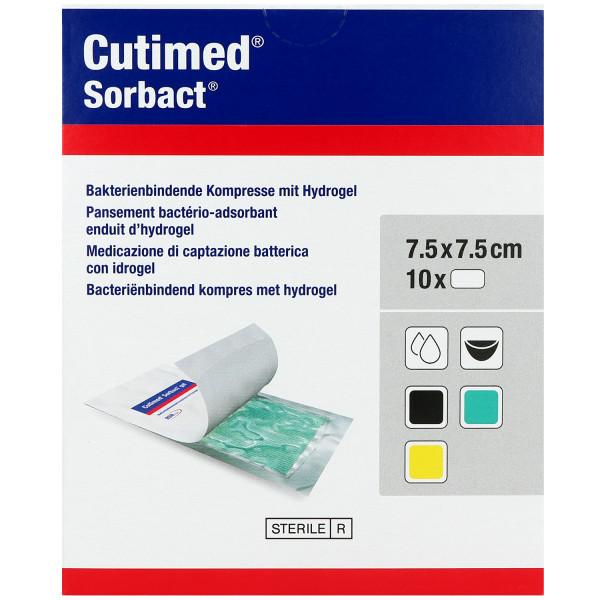 BSN Medical Cutimed® Sorbact® Gel, keimreduzierende Wundauflage