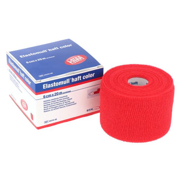 Elastomull® Haft Color farbige Fixierbinde