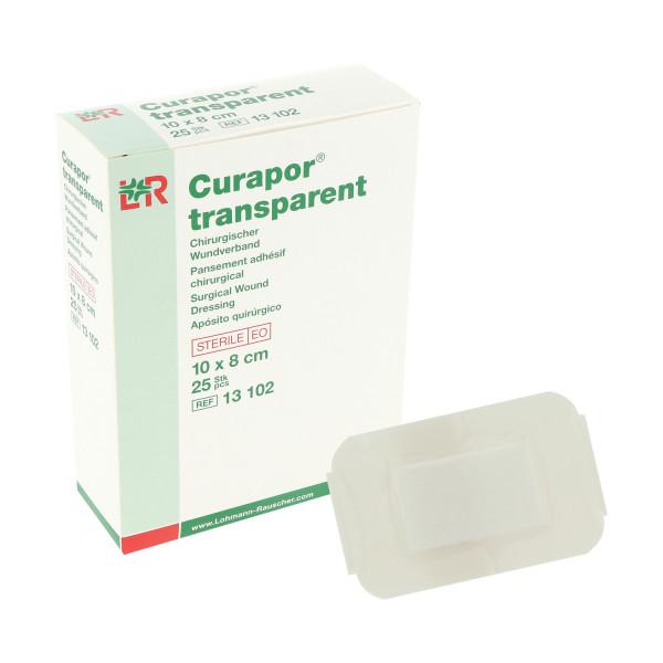 Curapor® Wundverband, steril, transparent
