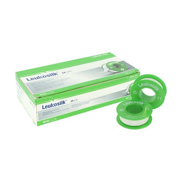 BSN Medical Leukosilk® Fixierpflaster/Rollenpflaster