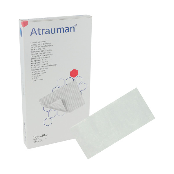Hartmann Atrauman Salbenvlies, sterile Kompressen