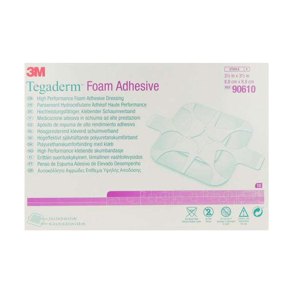 3M Tegaderm Foam Adhesive selbstklebender Schaumverband