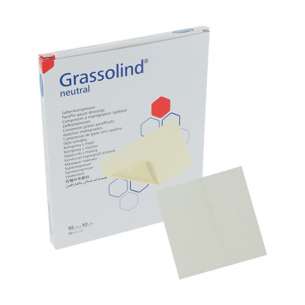 Paul Hartmann Grassolind® wirkstofffreie Salbenkompressen