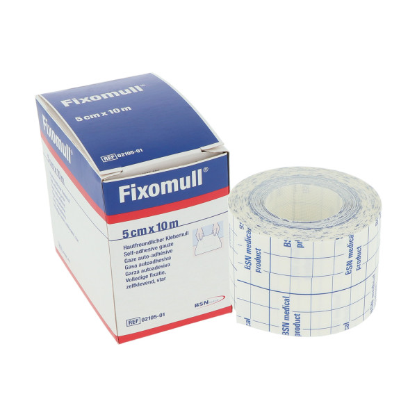 Fixomull® Klebemull Verbandfixierung
