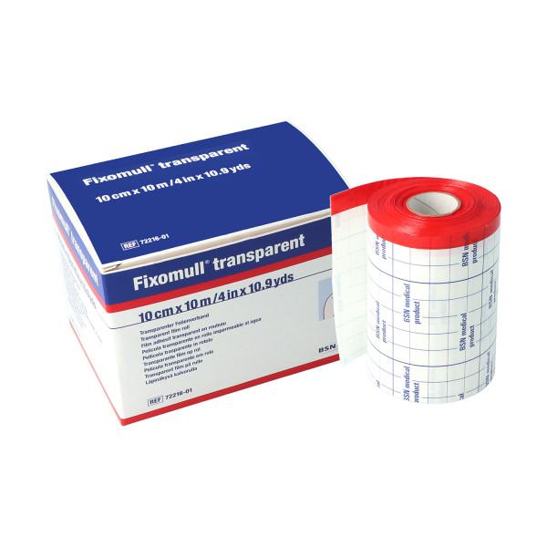 Fixomull® Transparent Verbandfixierung