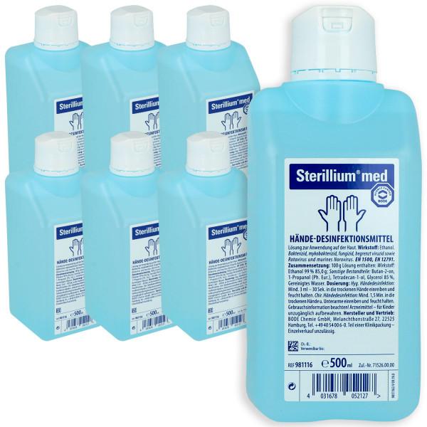 Sterillium® Med Händedesinfektionslösung