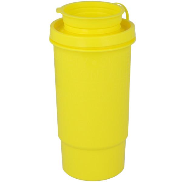 USON Entsorgungsbehälter/Abwurfbehälter zur sicheren Entsorgung von Spritzen und Kanülen