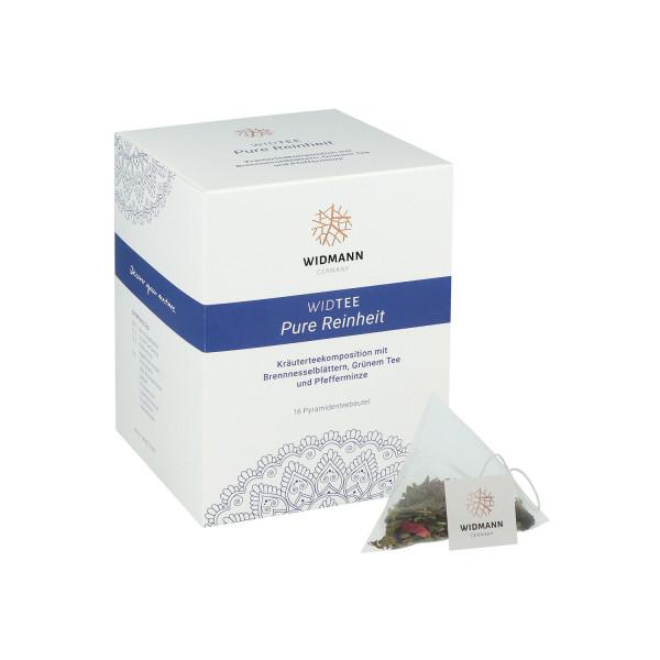 WIDTEE Pure Reinheit - Herb-Süße Kräuterteekomposition mit entschlackender Wirkung