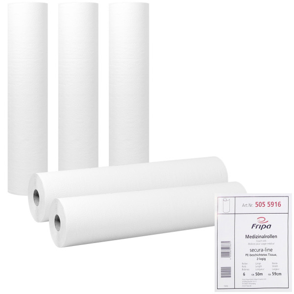 Fripa® secura-line Ärztekrepp / Liegenpapier